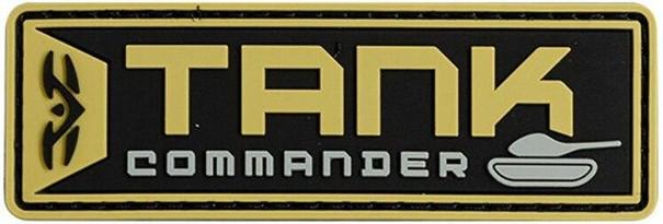 Valken Tank Commander Morale Patch