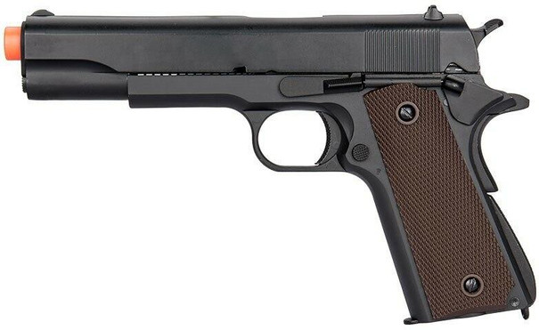 Double Bell GBB Airsoft Pistol Type 1, Low Velocity, Black