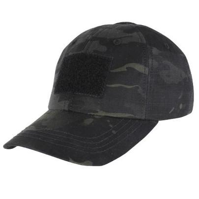 Condor Outdoor Black Multicam Tactical Cap