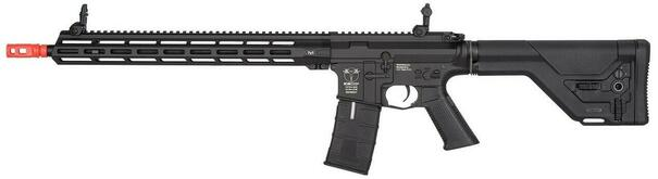 ICS ProLine CXP-MMR DMR Electric Blowback AEG Airsoft Rifle, Black