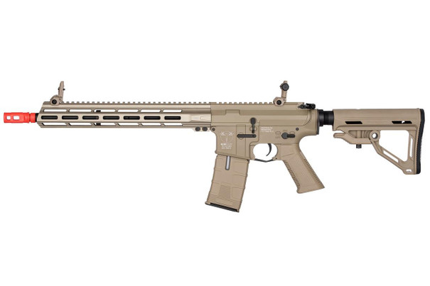 ICS ProLine CXP-MMR Carbine Electric Blowback AEG Airsoft Rifle, Tan