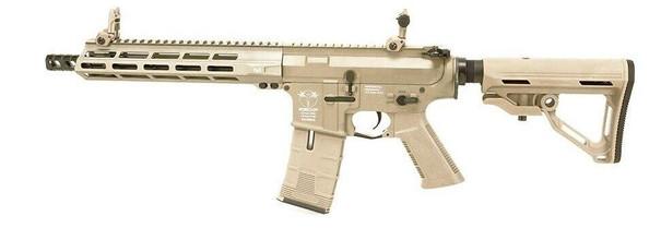 ICS ProLine CXP-MMR SBR Electric Blowback AEG Airsoft Rifle, Tan