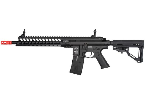 ICS ProLine CXP-YAK S1 Electric Blowback AEG Airsoft Rifle, Black