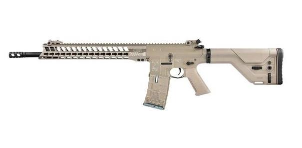 ICS ProLine CXP-YAK R SR Electric Blowback AEG Airsoft Rifle, Tan