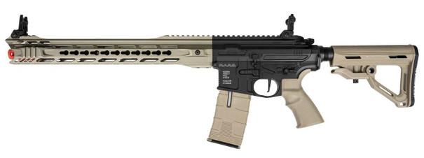 ICS ProLine CXP-MARS Komodo Electric Blowback AEG Airsoft Rifle, Two Tone