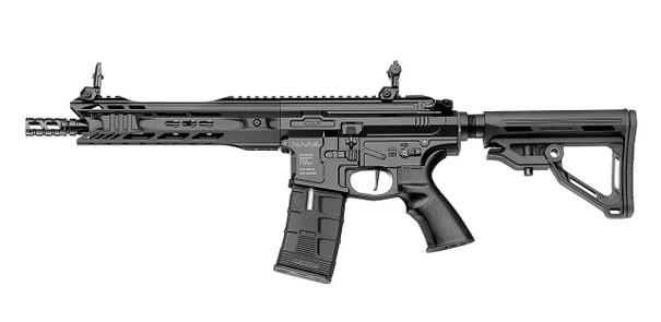ICS ProLine CXP-MARS SBR SSS Electric Blowback AEG Airsoft Rifle, Black