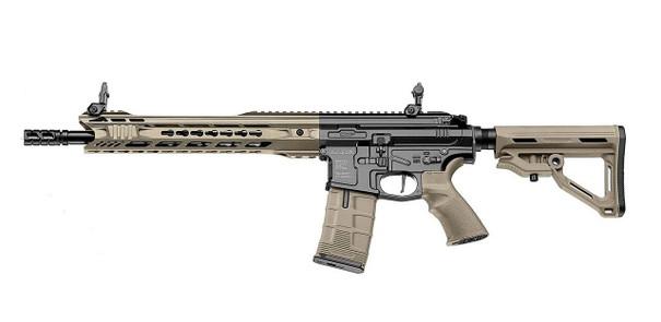 ICS ProLine CXP-MARS Carbine Electric Blowback AEG Airsoft Rifle, Two Tone