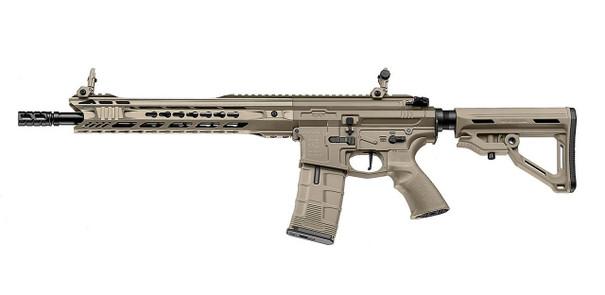 ICS ProLine CXP-MARS Carbine Electric Blowback AEG Airsoft Rifle, Tan