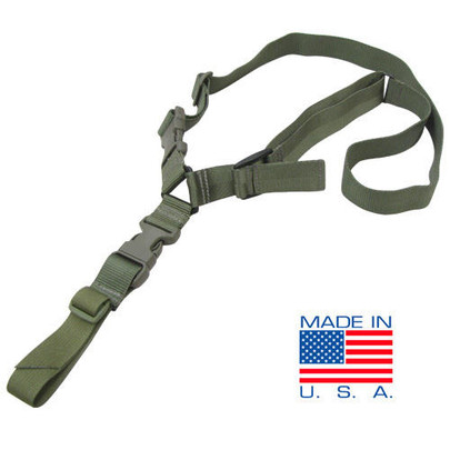 Condor Tactical Quick One Point Sling, OD