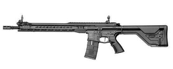 ICS ProLine CXP-MARS DMR SSS Electric Blowback AEG Airsoft Rifle, Black