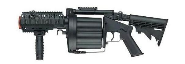 ICS Multiple Grenade Launcher, Short