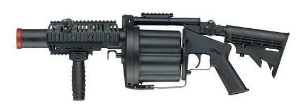 ICS Multiple Grenade Launcher, Long