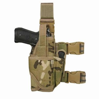 Condor Tornado Tactical Leg Holster, Multicam