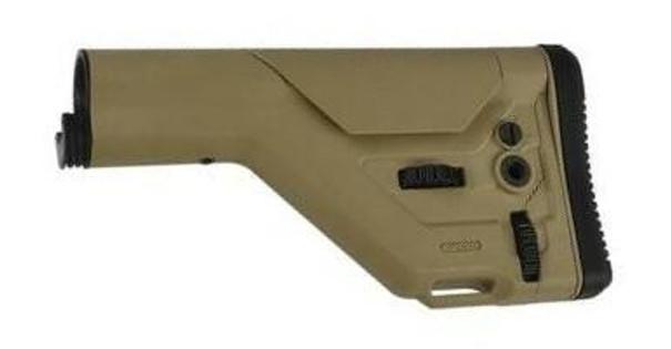 ICS UKSR Adjustable Stock, Tan