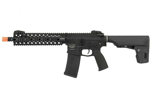 KWA PTS Centurion Arms CM4 C4-10 Airsoft Rifle, Black
