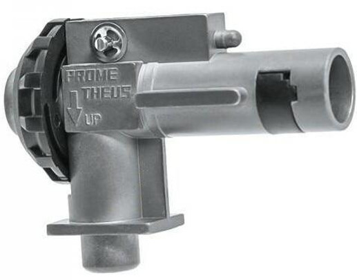 LayLax Prometheus Wide Use Rotary Style Hop-up Chamber GandG Armament and KRYTAC M4 Series AEG
