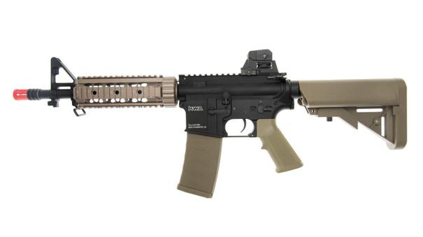 KWA KM4 SR7 2GX Airsoft Rifle, Tan