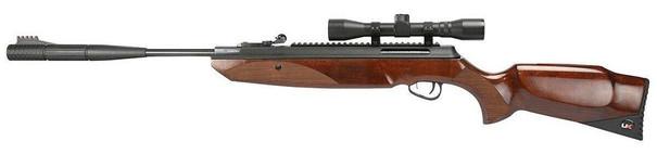 UMAREX Forge .177 Air Rifle w/ Scope, Wood