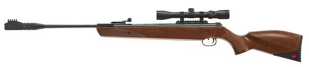 UMAREX Ruger Yukon Magnum .177 Air Rifle w/ Scope, Wood