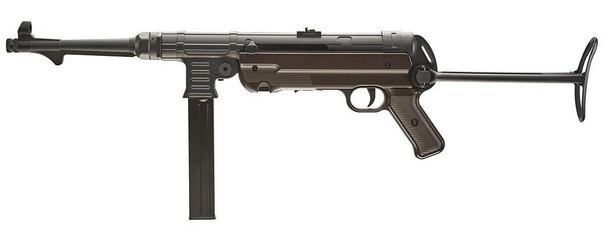 UMAREX Legends MP40 .177 Co2 Air Rifle, Black