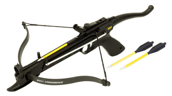 BOLT Crossbows The Burst Fast Cocking Pistol Grip 80lb Crossbow