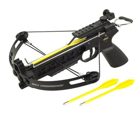 BOLT Crossbows The Pitbull Compound Pistol Grip 28lb Crossbow