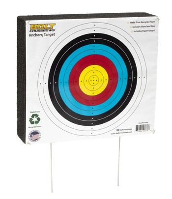 BOLT 16 x 18 Practice Target for Airsoft and Crossbows