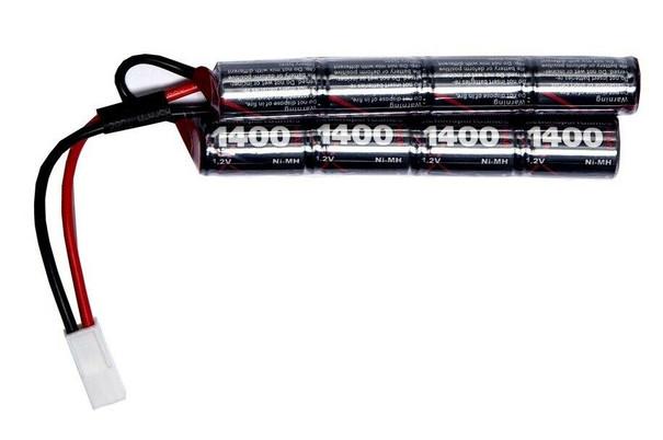 ASG 9.6v NiMH 1400mAh Nunchuck Battery