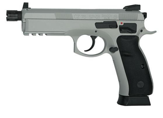 ASG CZ SP-01 Shadow Gas Blowback Airsoft Pistol, Urban Grey