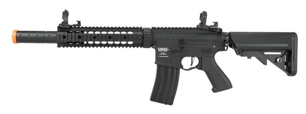 Lancer Tactical M4 SD Proline Series 9 Rail High FPS Airsoft Rifle, Black