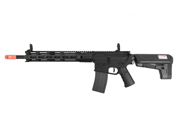 Krytac Trident SPR MK2 M-LOK AEG Airsoft Rifle, Black