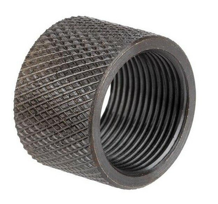 Helix Airsoft 14mm CW Steel Thread Protector