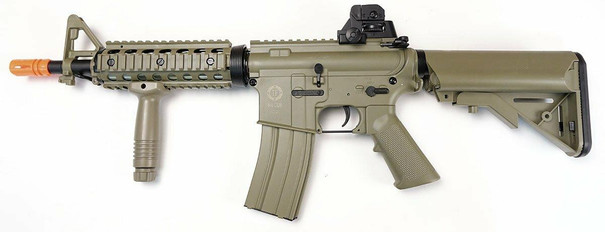Tactical Force M4 CQB Kit w/ Battery and Charger, Tan