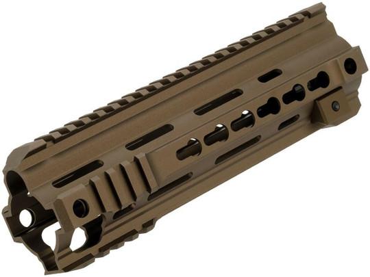 VFC Calibur 9 Keymod Rail, Bronze