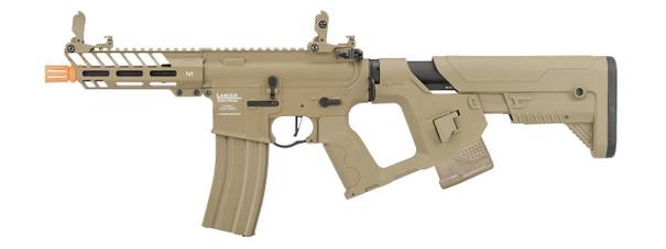 Lancer Tactical Enforcer Series LT-29 MOD 1 Proline Low FPS Airsoft Rifle, Tan