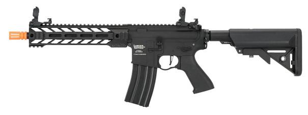 Lancer Tactical BattleHawk LT-34 AEG Airsoft Rifle, Black