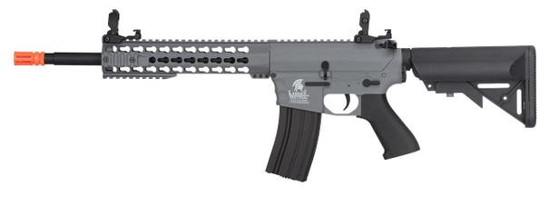 Lancer Tactical Gen 2 EVO M4 Keymod Low FPS AEG Airsoft Rifle, Grey