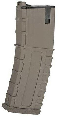 GHK 40 Round Magazine For G5 Blowback Airsoft Rifle, Tan