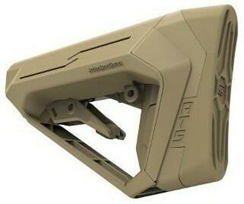 Strike Systems ATS M-Stock Large Capacity Retractable Stock, Tan