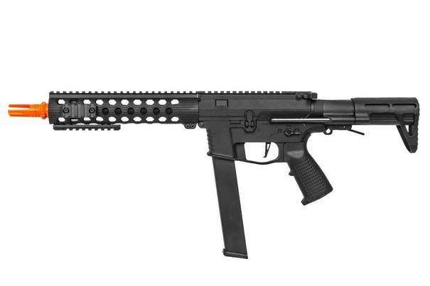 Classic Army Nemesis T-REX 9 AEG Airsoft Rifle, Black