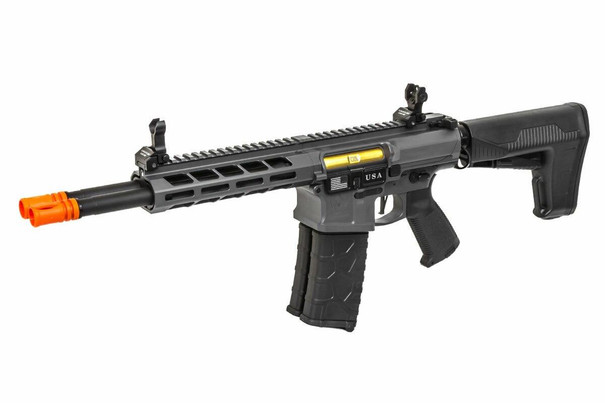 Classic Army DT4 Double-Barrel M4 Airsoft Rifle, Grey