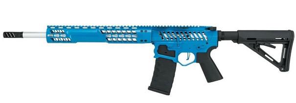 EMG F-1 Firearms BDR-15 3G AR15 Full Metal Magpul AEG Airsoft Rifle, Cobalt Blue