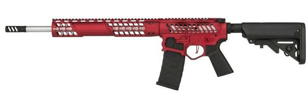 EMG F-1 Firearms BDR-15 3G AR15 Full Metal Magpul AEG Airsoft Rifle, Ruby Red