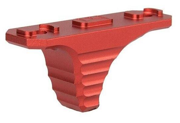 G-Force Aluminum M406 M-LOK Mini Handstop, Red