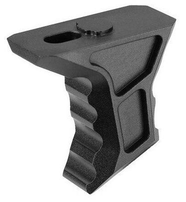 G-Force Aluminum M407A M-LOK Mini Handstop, Black