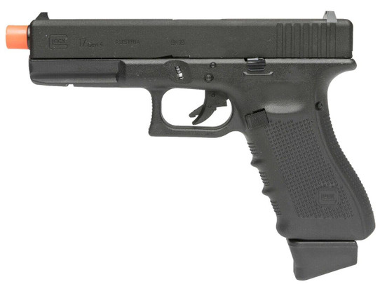 VFC Glock G17 Gen4 Co2 Blowback Airsoft Pistol, Black
