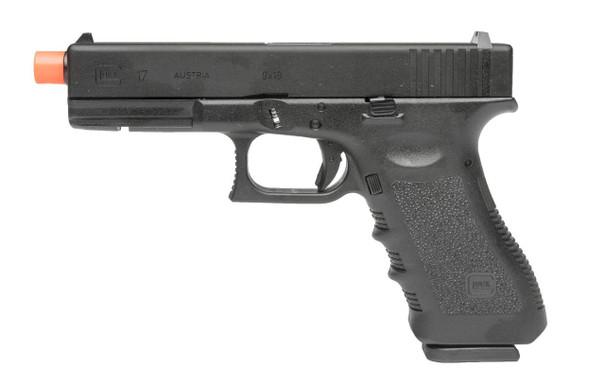 VFC Glock G17 Gen3 Gas Blowback Airsoft Pistol, Black