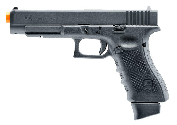 VFC Glock G34 Co2 Deluxe Blowback Airsoft Pistol, Black