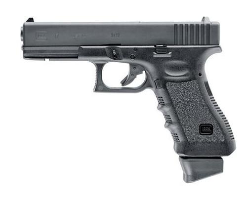 VFC Glock G17 Gen3 Deluxe Co2 Blowback Airsoft Pistol, Black