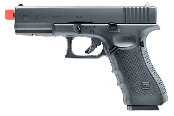 KWC Glock G17 Gen4 Co2 Blowback Airsoft Pistol, Black